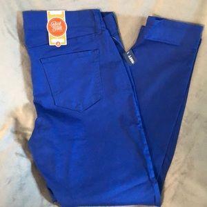 Women's blue Rockstar pants